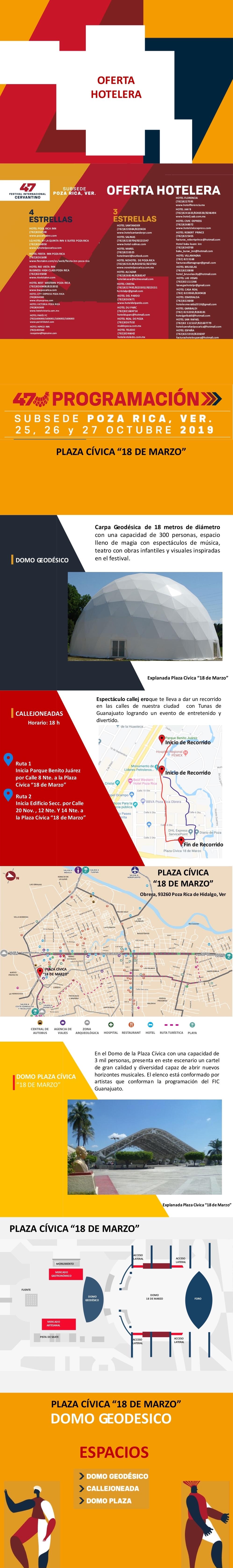 Festival Cervantino - Gobierno de Poza Rica